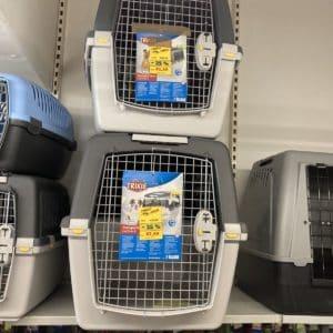 Hunde-Transportboxen